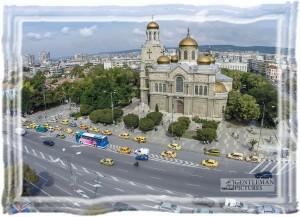 Варна-Катедрала-снимка от въздуха