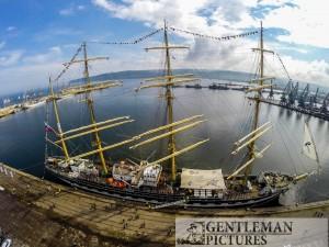 Tall ships 2014 въздушни снимки Варна
