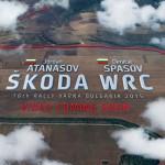 """ŠKODA WRC - RALLY """"VARNA Gentleman pictures"""